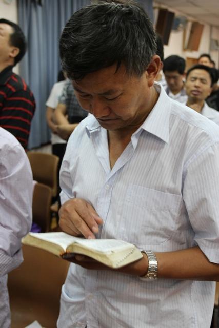 Chinese house church movement - World Help
