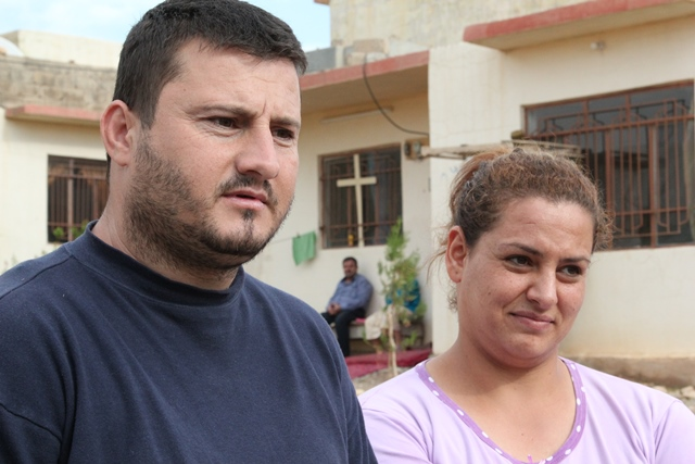 Iraqi Christians forced to flee - World Help