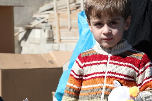 Iraqi Refugee Stories - World Help -