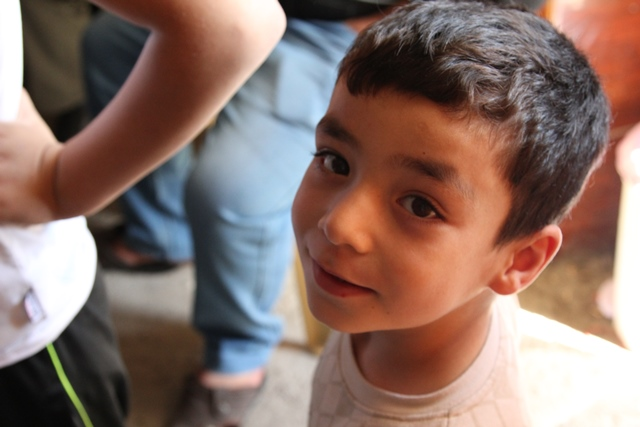 Iraqi refugee child - World Help
