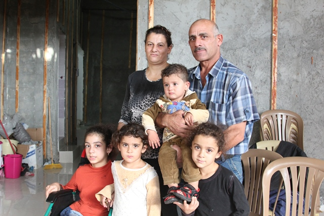 Iraqi refugee family - World Help