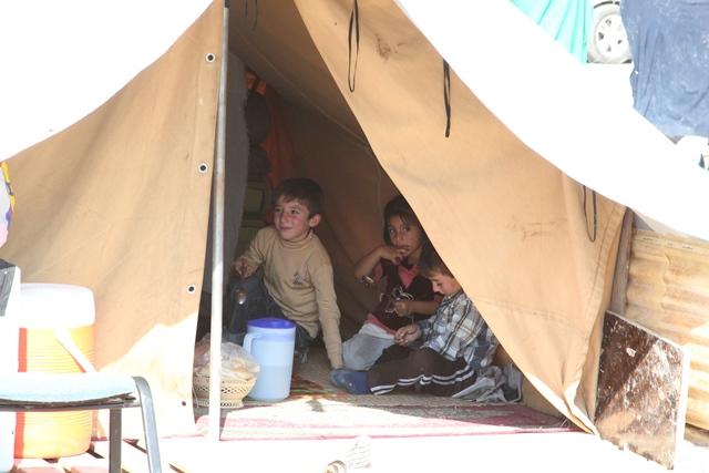 Iraqi Tent City