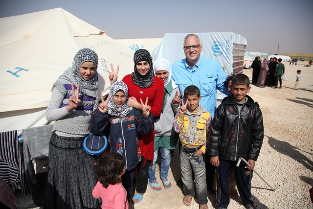 Sharing Hope in the Middle East