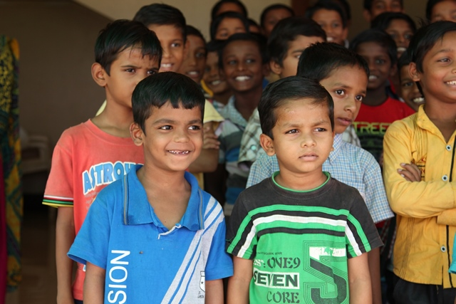 Sponsor a child in India - World Help