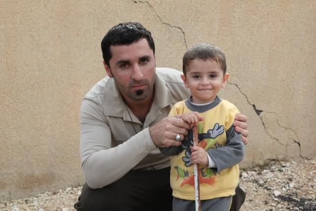 Iraqi Refugee advocacy