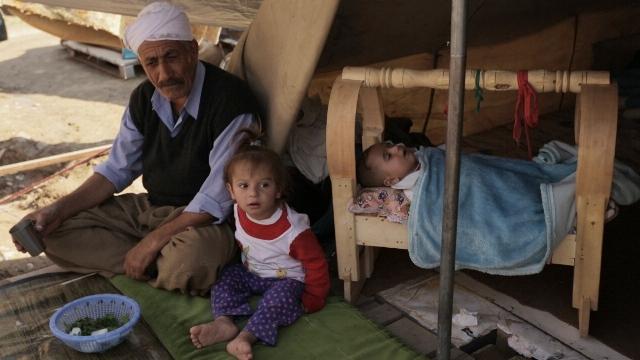 Refugee family - World Help