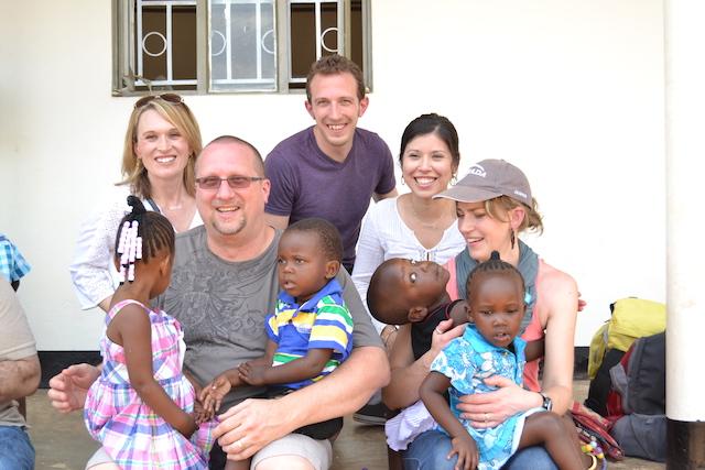 AfricaWH team - World Help
