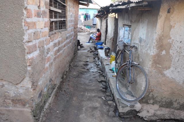 Uganda slums - World Help