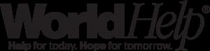 World Help logo with trademark