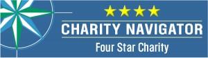 Charity Navigator 4-star charity