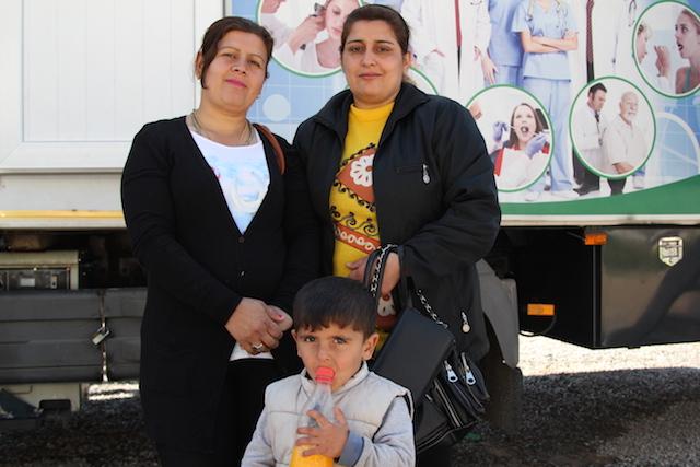 Iraqi Refugee Women - World Help