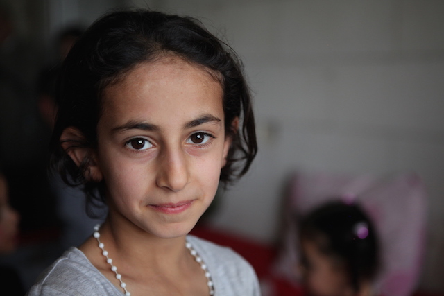 Iraqi refugee girl_medium