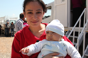 Mobile Clinic Brings Hope to Refugees in Iraq