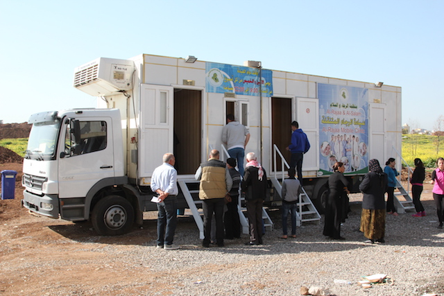 Mobile Medical Clinics in Iraq - World Help