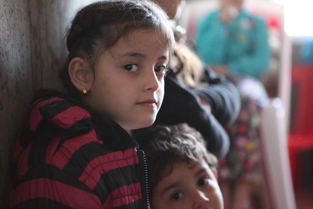 Refugee children - World Help