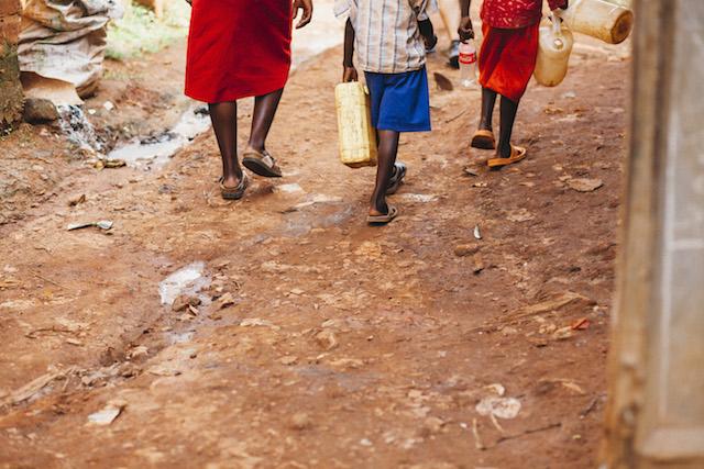 Water crisis - Uganda