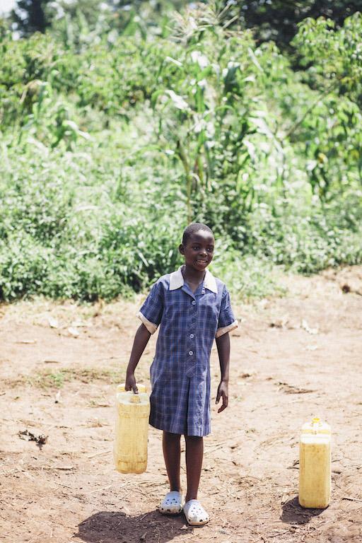 Water for Kirinda Uganda - World Help