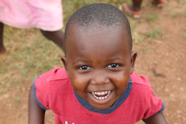 Clean water in Uganda - World Help
