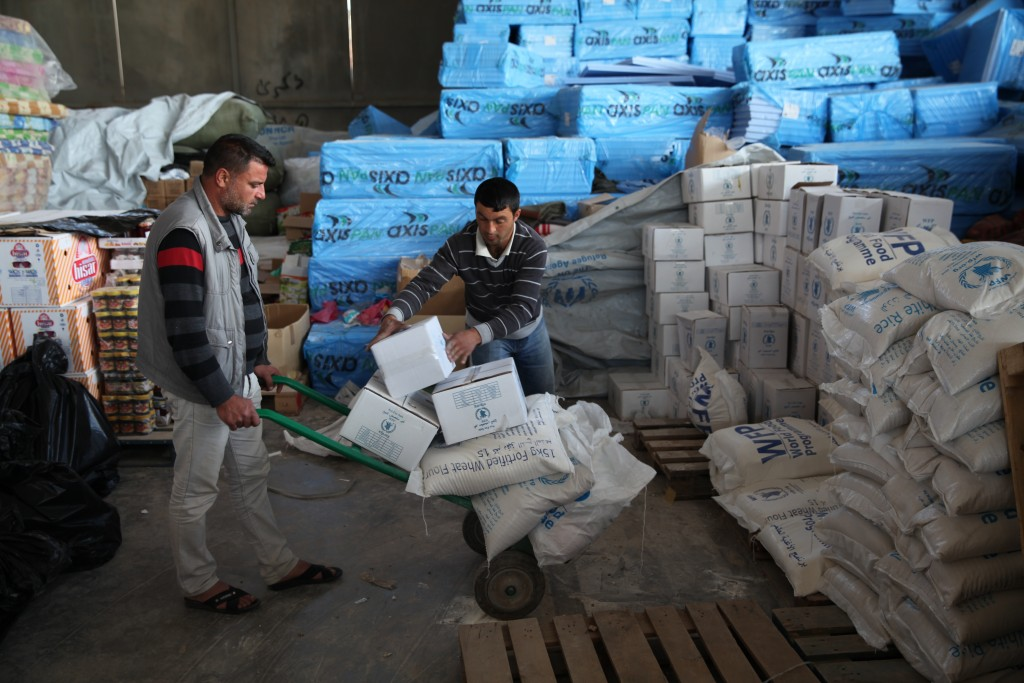 Humanitarian aid for Iraq - World Help