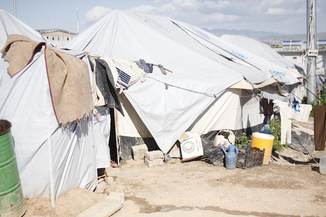 Iraq refugee camp - World Help