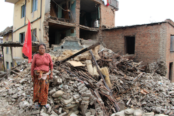 Nepal - Assessing Needs on the Ground
