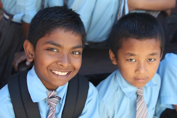 Nepal - Child Sponsorship