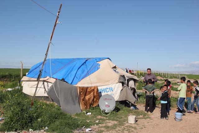 Refugee relief in Iraq - World Help