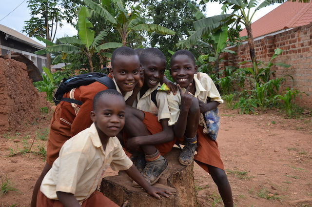 Sponsor a child in Uganda - World Help
