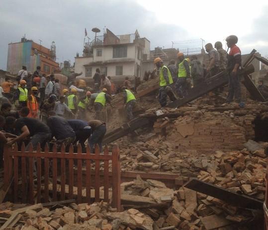 World Help in Nepal