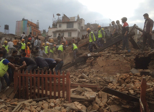 World Help in Nepal