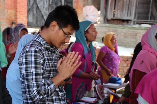 Hope for Nepal - World Help