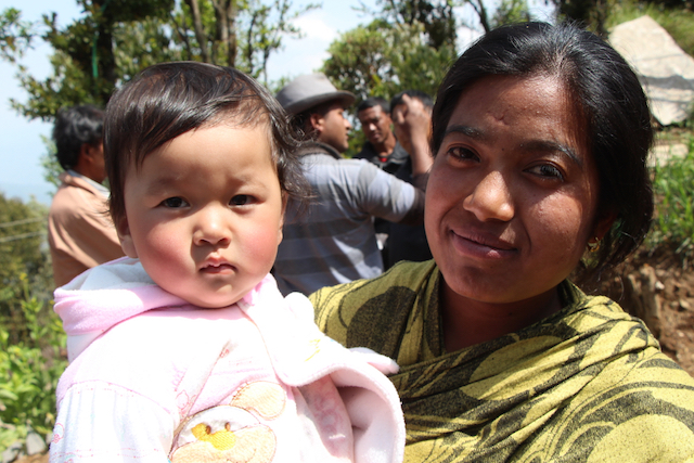 Mother's Day - Nepal Relif