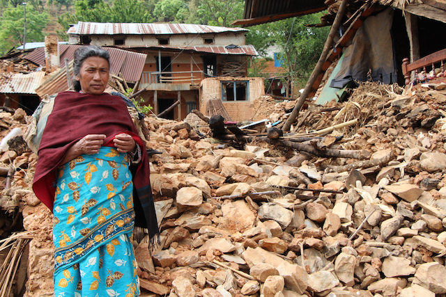 Nepal Earthquake - World Help