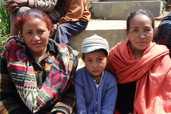 Nepal - Pausing to Celebrate Hope