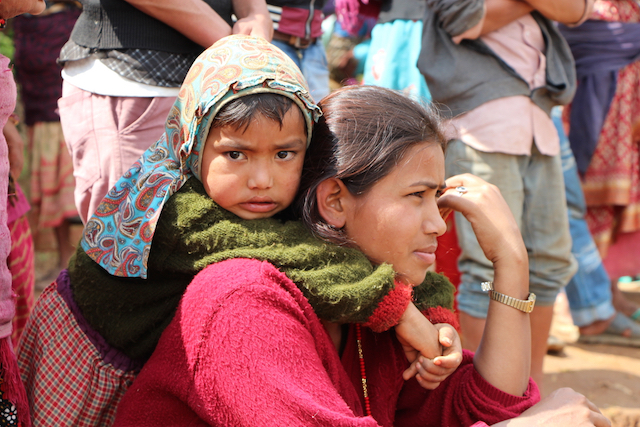 Nepal - World Help Disaster Relief