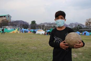Tragedy Strikes Again in Nepal