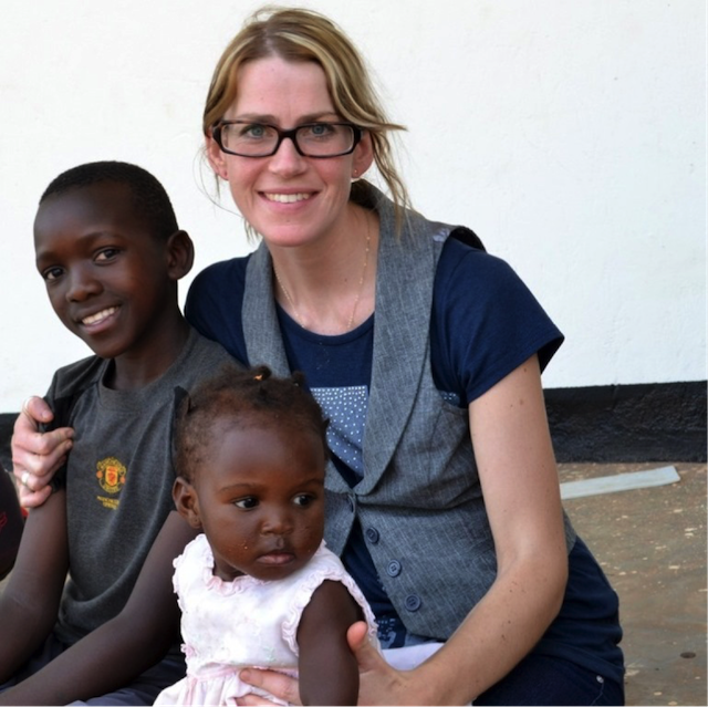 Emily Wierenga - Africa