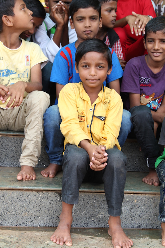 Child Sponsorship in India - World Help
