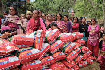 Follow Our Team in Nepal - World Help