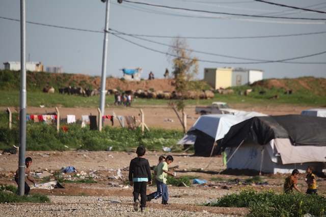 Iraq's refugee crisis - World Help