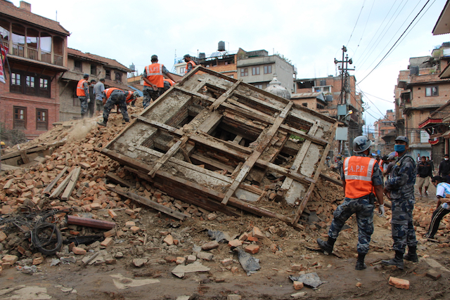 Nepal recovery - World Help