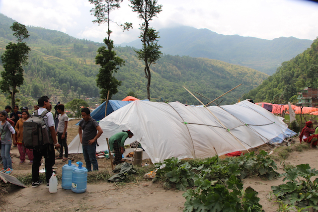Rebuild Nepal - World Help