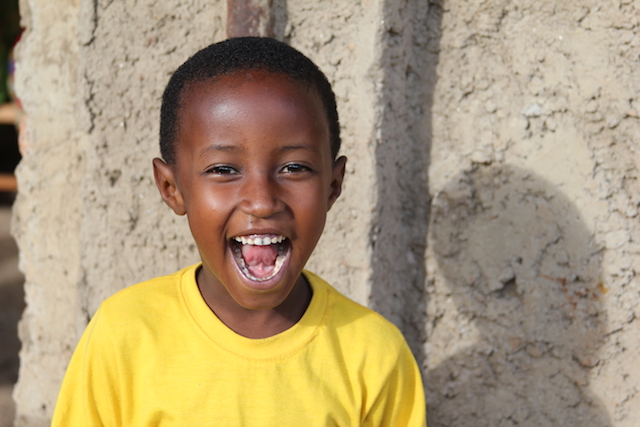 Sponsor a child in Africa - World Help