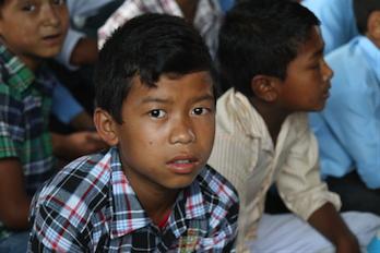 Nepal - Building a Firmer Foundation