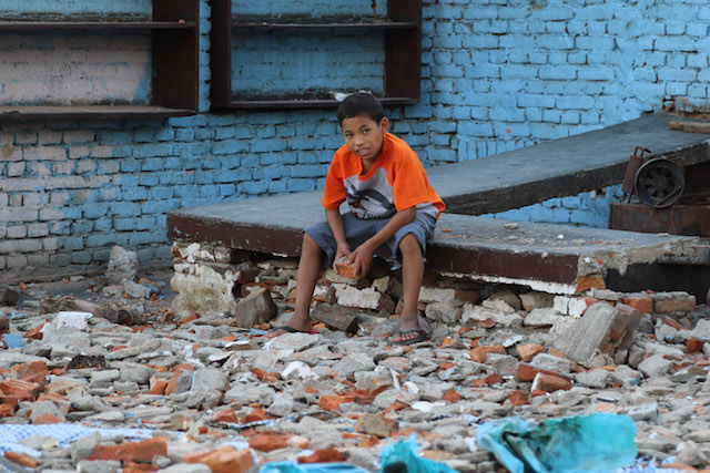 Nepal rebuilding - World Help
