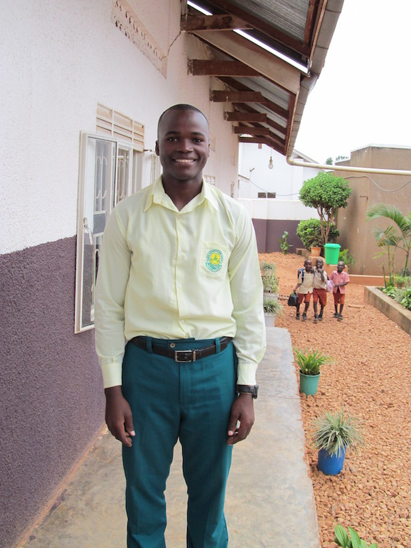 Pascal - World Help Child Sponsorship