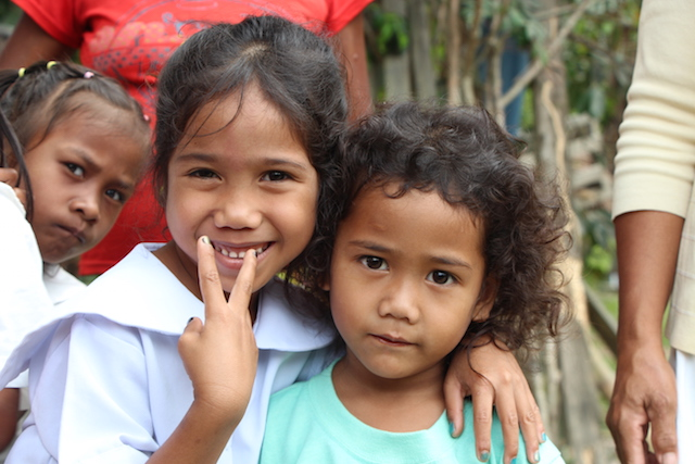 Sponsor a child in the Philippines - World Help