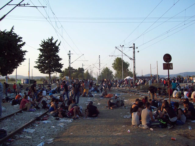 Europe's migrant crisis - World Help
