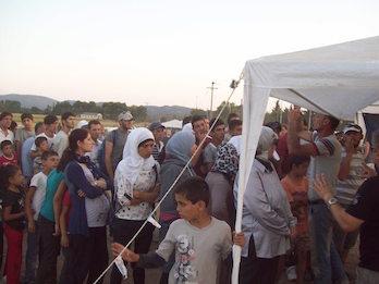 Migrant Crisis:... Intervening