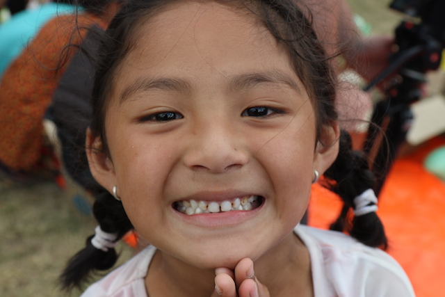 Nepal child sponsorship